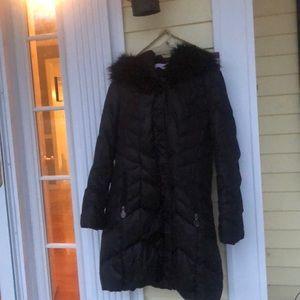 Tahari winter coat